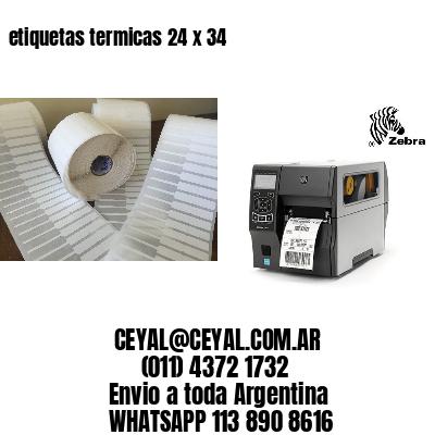 etiquetas termicas 24 x 34